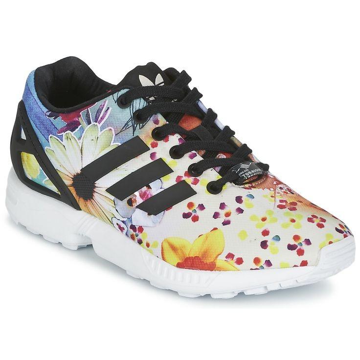 adidas zx flux fleur femme