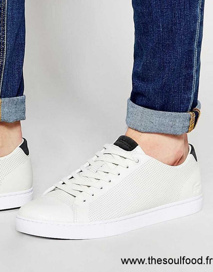 Lacoste Homme Chaussure Chaussure Chaussure Blanche Lacoste Chaussure Lacoste Blanche Homme Blanche Homme Lacoste E2WH9YDI