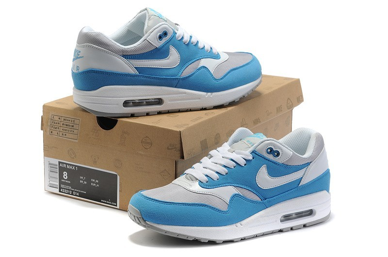 air max one homme bleu