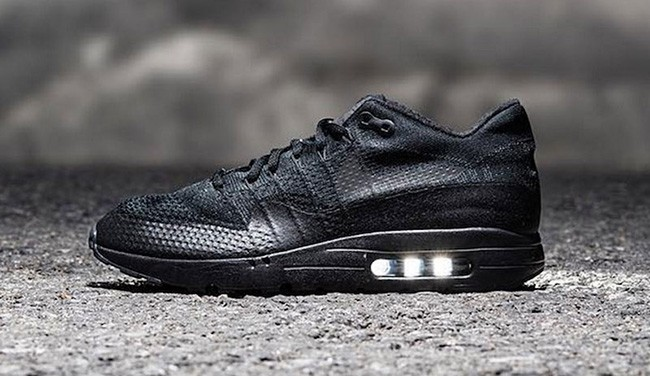 nike air max 1 homme homme homme noir Abordable,Nike Air Max Flyknit en 30e40f