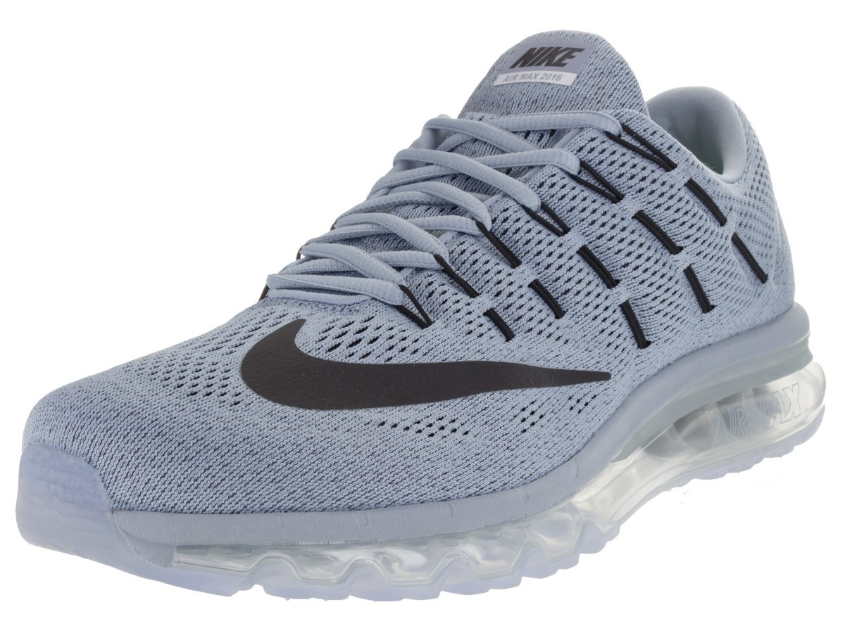 nike air max 2016 homme gris Abordable,Grise Textile Homme Nike Air Max 2016 Chaussures en ligne.