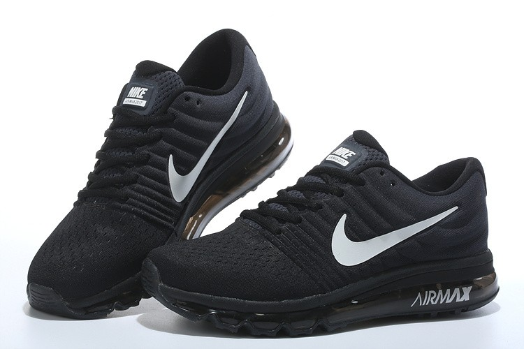 nike air max 2017 homme blanche Abordable,Nike Air Max 2017 Homme Noir Blanche Running Chaussures en ligne.