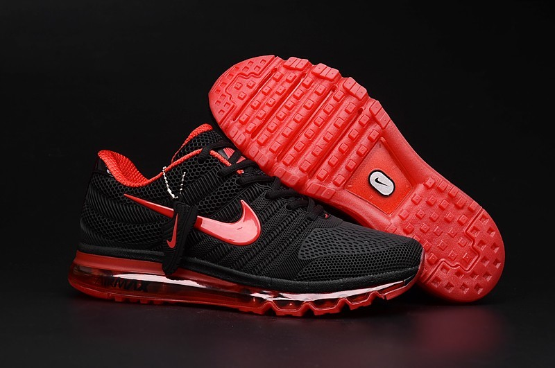 air max 2017 homme rouge