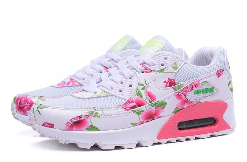 Achat Vente produits Nike Air Max 90 Femme Fleur,Nike Air