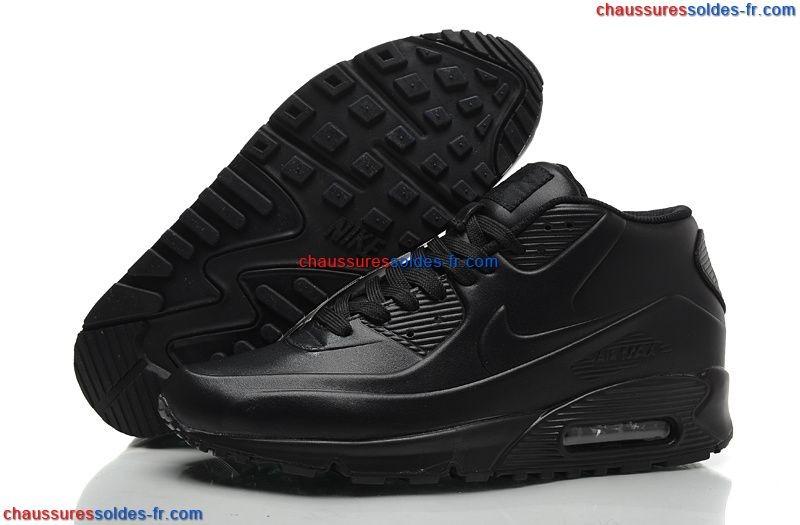 nike air max 90 homme cuir Abordable,RK284142] Nike Air Max 90 Cuir Chaussures Homme Noir Store en ligne.