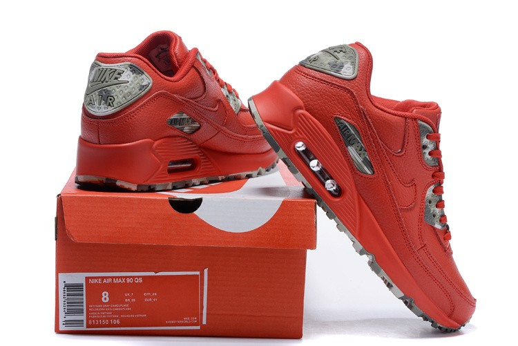 nike air max max max 90 homme rouge Abordable Nike Air Max 90 Homme Rouge ac819b