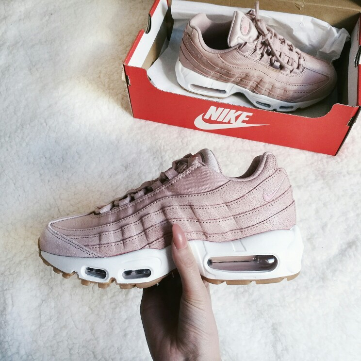nike air max 95 femme Abordable,Nike Air max 95 Oxford Pink | Sneakers | Pinterest | Basket femme en ligne.