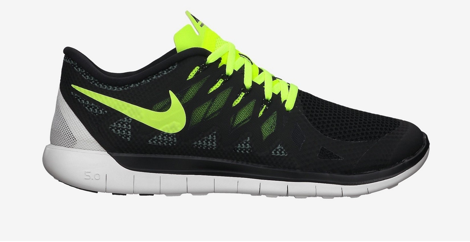 quality design cc141 afcb8 ... new style nike free run 5.0 homme abordablenike free run 5.0 homme  noire chaussures de running