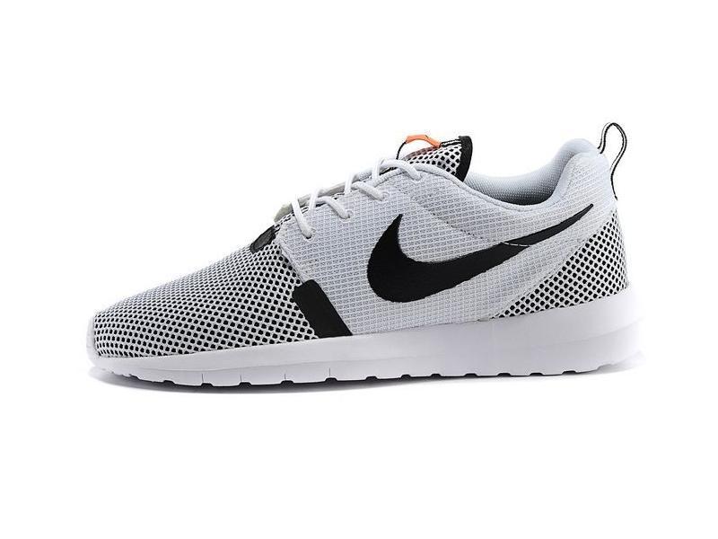 best service 53b87 1fef4 nike roshe run homme hyp blanc et noir,roshe run homme 2015,chaussure roshe